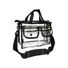 nigel beauty mst 245 clear set bag