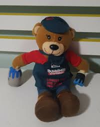 bear bunnings warehouse teddy
