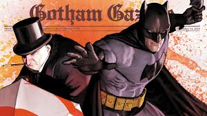 Gotham Gazette: Faithful Fathers and Prodigal Sons | DC