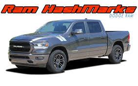 Hash Marks Dodge Ram Stripes Ram Fender Decals Ram Vinyl Graphics