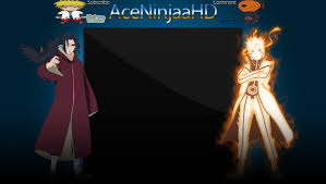 Edo Itachi,Bijuu Naruto Youtube Partner Background by AceNinjaaHD ...