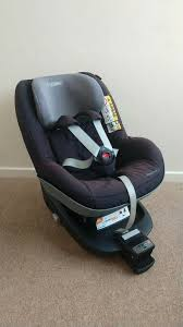 pearl car seat isofix 2wayfix base