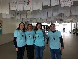 Comemoração do Dia do Pi na Escola Básica Eng. Fernando Pinto de Oliveira,  em Leça da Palmeira • Notícias • Clube da SPM