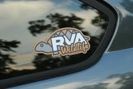 Turtle Rva Wildlife Sticker Richmond Wildlife Center