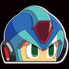 Video Game Mega Man Decal Vinyl Truck Car Sticker