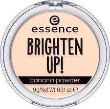 puder brighten up banana powder