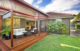 garden decking and patio ideas design