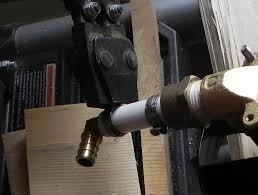 kickass plumber with pex
