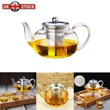 strainer filter infuser tea