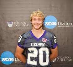 Aaron Keller - 2014 - Football - Crown College Athletics