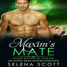 Maxim's Mate by Selena Scott | Audiobook | Audible.com