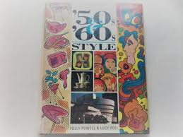 Vintage Book 50s and 60s STYLE by Polly Powell and Lucy Peel | Etsy
