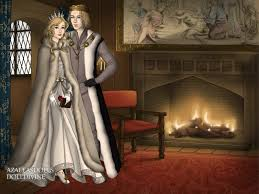 Josh and Sophie Newman- Tudor Style! by narnia3 on DeviantArt