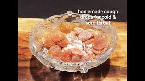 homemade cough drops for cold sore