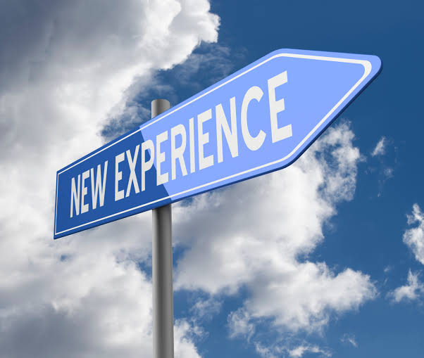 Image result for new experience""