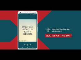 quotes of the day android app demo