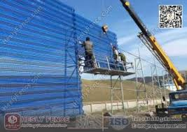 Hesly Windbreak Fence Wall System For Sale Hesly Windbreak Fence Wall System Manufacturer From China 107429965