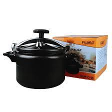 Nồi áp suất đun ga đáy từ FUJIKA sử dụng được cả trên bếp điện từ dung tích  từ 3L đến 11L-hàng chính hãng - Nồi áp suất