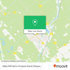 How to get to Abby Hill Farms Produce Stand in Ottawa by Bus | Moovit