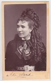 Stage CDV ADA Ward Actress and Salvation Army Worker WOODBURYTYPE | eBay |  Actresses, Salvation army, Vintage beauty