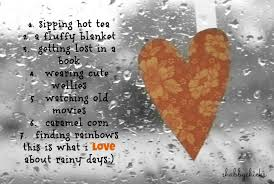 quotes about rainy day quotes