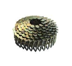 surefit coil roofing nails at nail gun