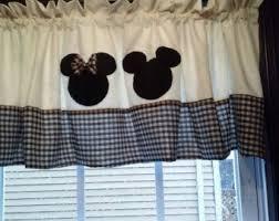 Disney Curtains Etsy