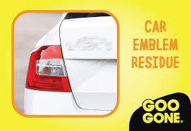 How To Debadge A Car Goo Gone Googone