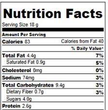 rice crispy treats nutrition