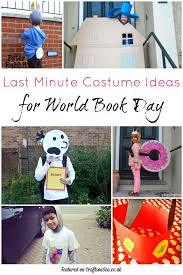 costume ideas for world book day