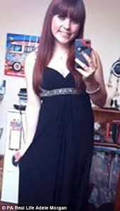 Obese student addicted to junk food dropped 5 dress sizes over summer  holidays | Daily Mail Online