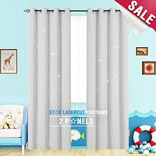 Nursery Blackout Curtains Kids Room Dark Buy Online In Canada At Desertcart