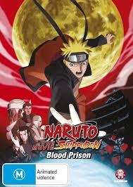 Naruto Blood Prison (Movie 5) Blog!