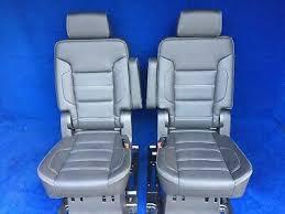 yukon denali 2nd row bucket seats