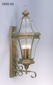 livex lighting 2695 93 outdoor solid