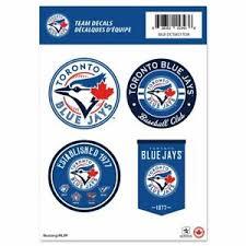 Decals Stickers Vinyl Art Home Garden Toronto Blue Jays Logo Wall Decal Sports Baseball Sticker Vinyl Decor Mlb Window Adrp Fournitures Fr