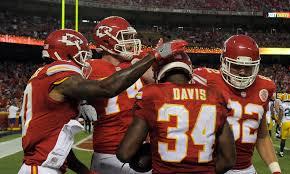 Chiefs bring back RB Knile Davis