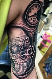 70 car tattoos for men cool