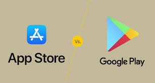 iOS App Store vs. Google Play Store