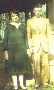 Emory Ellis and Goldie Ann (Smith) Wormington, Barry Co., MO