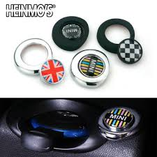 For Mini Cooper R56 R55 R57 R58 R59 R60 R61 Start Stop Button Sticker For Mini Cooper Accessories For Mini Countryman Clubman Leather Bag
