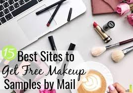 free makeup sles 15 places to get