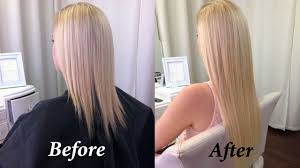 acquire tape in extensions care off