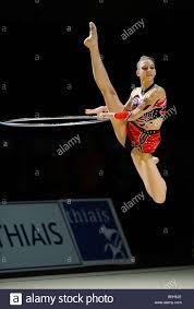 RSG, rhythmic gymnastics, gymnast Priscilla THOMAS, France, FRA ...