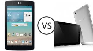 LG G Pad 7.0 LTE vs Lenovo S5000 ...