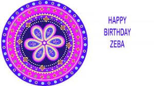 birthday zeba