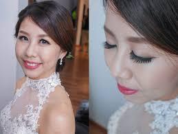 bridal makeup and hairdo gallery