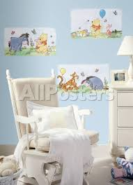 Winnie The Pooh Scenic Peel Stick Wall Decals Wall Decal Allposters Com