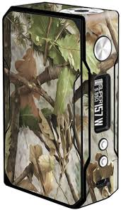 Amazon Com Skin Decal Vinyl Wrap For Voopoo Drag 157w Tc Vape Stickers Skins Cover Tree Camo Real Oak