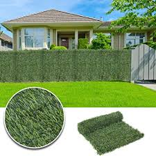 Extreme Artificial Conifer Leaf Hedge Roll Screening Privacy Screen Garden Fence 1m X 3m 2m X 3m Amazon Co Uk Garden Outdoors